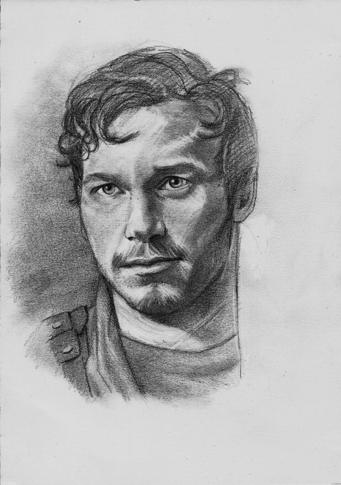 Chris Pratt by Exalion